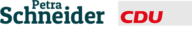 Petra Schneider MdL Logo
